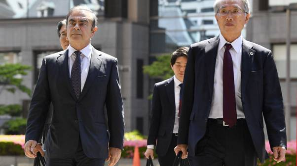 Ghosn's lawyers accuse Japan officials, Nissan execs of collusion