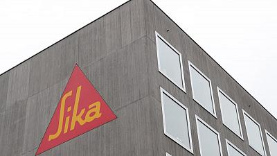 Sika's nine-month operating profit rises, confirms FY target