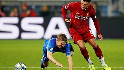 Inspired Oxlade-Chamberlain happy to fire for Liverpool in Europe