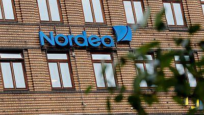 Nordea takes 1.3-billion euros one-offs hit as new CEO takes over