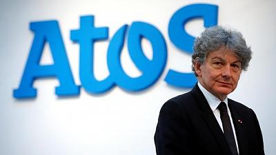 Macron proposes Atos CEO Thierry Breton as new French EU commissioner