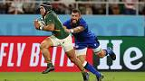 South African winger Kolbe ruled out for World Cup semi-final