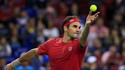 Ruthless Federer obliterates Albot to reach Basel quarter-finals