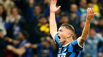 Martinez scores, misses penalty as lacklustre Inter scrape win