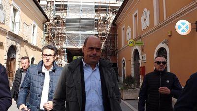 Fondi russi: Zingaretti, Salvini spieghi