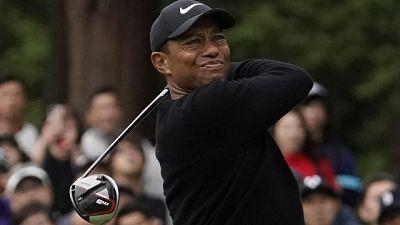 Golf: Zozo Championship, Woods super