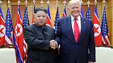 North Korea's Kim Jong Un and Trump have 'special' relationship - KCNA
