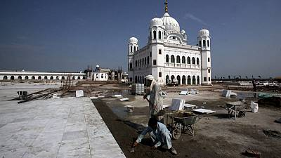 India, Pakistan sign pact on cross-border temple visits
