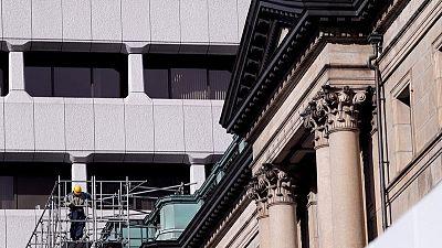BOJ leaning toward holding fire on market calm, trade war truce