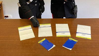 20 anni di furti clienti Poste,arrestata
