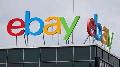 EBay forecasts fourth-quarter revenue below estimates