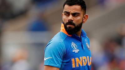 India's Kohli expects 'healthy' dialogue with new board chief