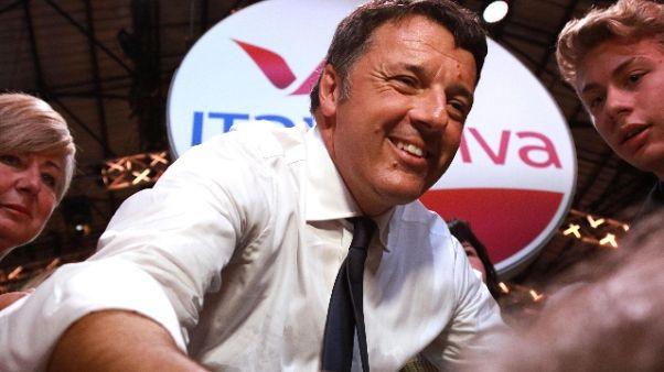 Umbria: Iv non sarà a evento M5S-Pd