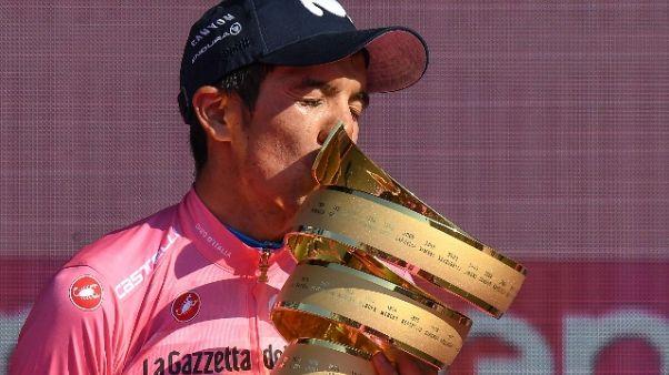 Ecco il Giro 2020, da Budapest a Milano
