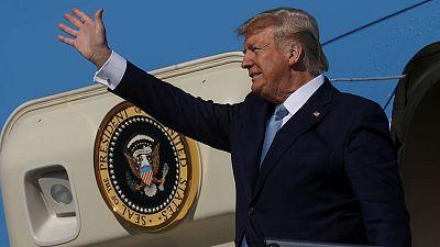 Senate Republicans push resolution assailing Trump impeachment process