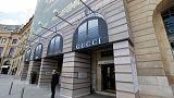 Gucci posts solid growth despite Hong Kong turmoil