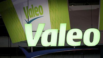 Car parts maker Valeo says sales up but warns of GM strike impact