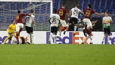 Europa League: Roma-Borussia M. 1-1