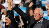 Bernie Sanders promises to use executive order to legalize marijuana