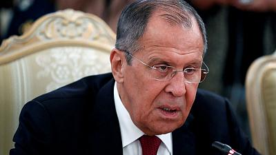 Russia's Lavrov says Norwegian spy could return home at 'any moment'