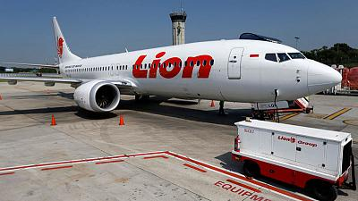 Indonesia report on 737 MAX crash faults Boeing design, says Lion Air made mistakes
