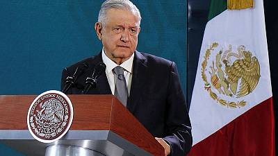 Mexican president rebukes U.S. official's criticism of narco strategy