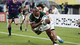 Springboks finisher Mapimpi taking his chance to shine