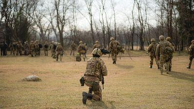 Maxi esercitazione con 1.800 soldati
