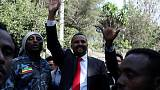 Prominent activist won't rule out election challenge to Ethiopian PM