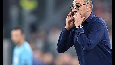 """Sarri """"con il Lecce gara non facile"""""""