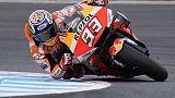 Moto: Marquez show, sventa caduta