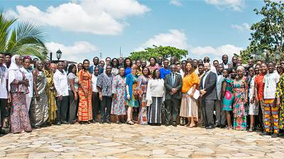 USA partners with Ghana to promote Healthier Behaviors