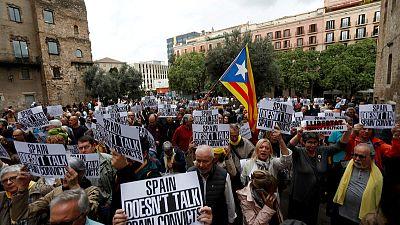 Jailed Catalan leader says verdict risks criminalising all dissent
