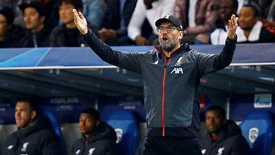 Klopp warns Liverpool not to underestimate 'top side' Spurs
