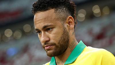 Injured Neymar out of much-changed Brazil squad for friendlies