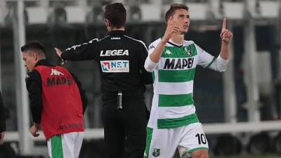 Serie A: Verona-Sassuolo 0-1