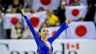 Figure Skating: Japan's Kihira wins short program at Skate Canada