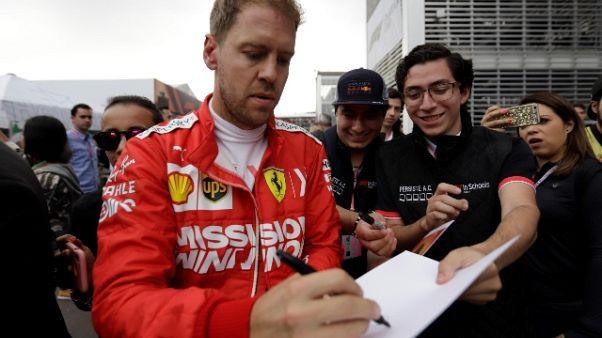 """F1, Vettel """"ho trovato un buon ritmo"""""""