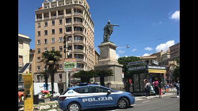 Molesta ragazze a Cagliari, arrestato