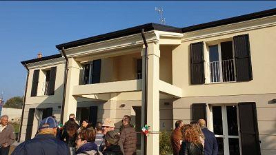 Inaugurata Fondazione Pellacani Castello