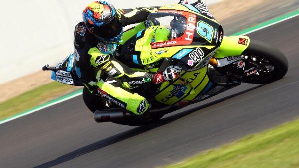 Australia, Navarro in pole nella Moto2