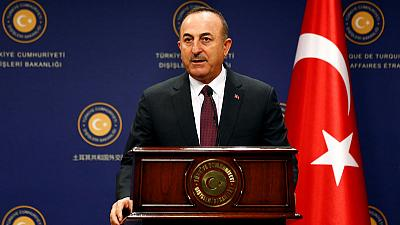 Turkey says won't tolerate any rights violations in northeast Syria