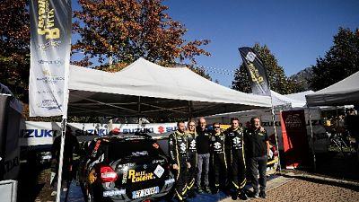 Show campioni Rally Italia Talent a Como