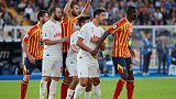 Lecce halt Juventus winning run with shock Serie A draw