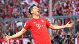 Lewandowski on target again as Bayern go back on top