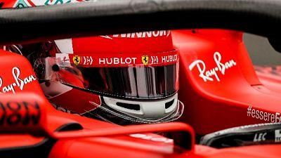Gp Messico, Ferrari domina le libere 3