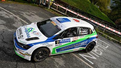 Pinzano vince finale Aci sport Rally Cup