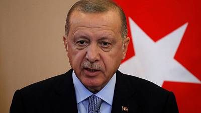 Turkey will clear Syria border area of Kurdish fighters if Russia fails to act - Erdogan