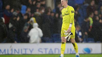 Late Digne own goal gives Brighton thrilling 3-2 win over Everton