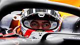 Gp Messico: Verstappen, pole incredibile